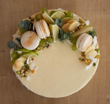 Торта White Mary