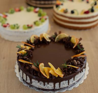 Торта Страчиатела