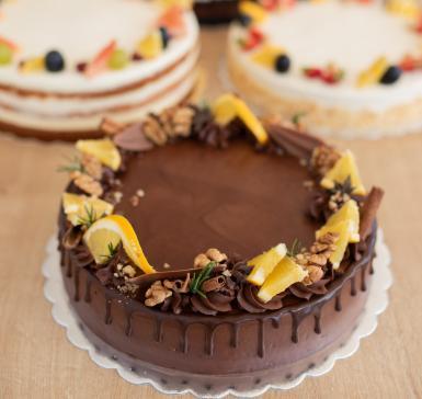 Белгийска торта