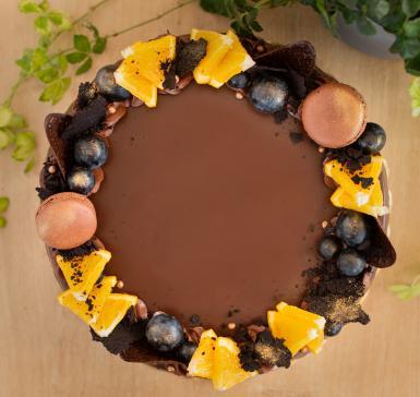 Chocolate&Raspberries