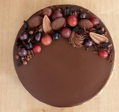 Торта Cherry