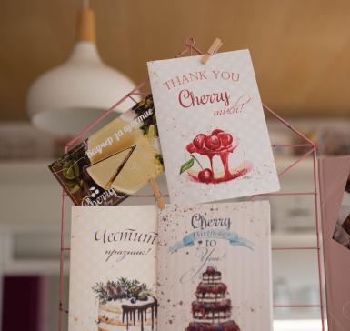 Подаръчна картичка