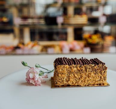 Шоколадов Наполеон